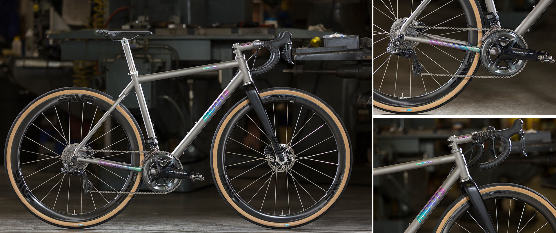 Moots Routt RSL - Contender Bicycles