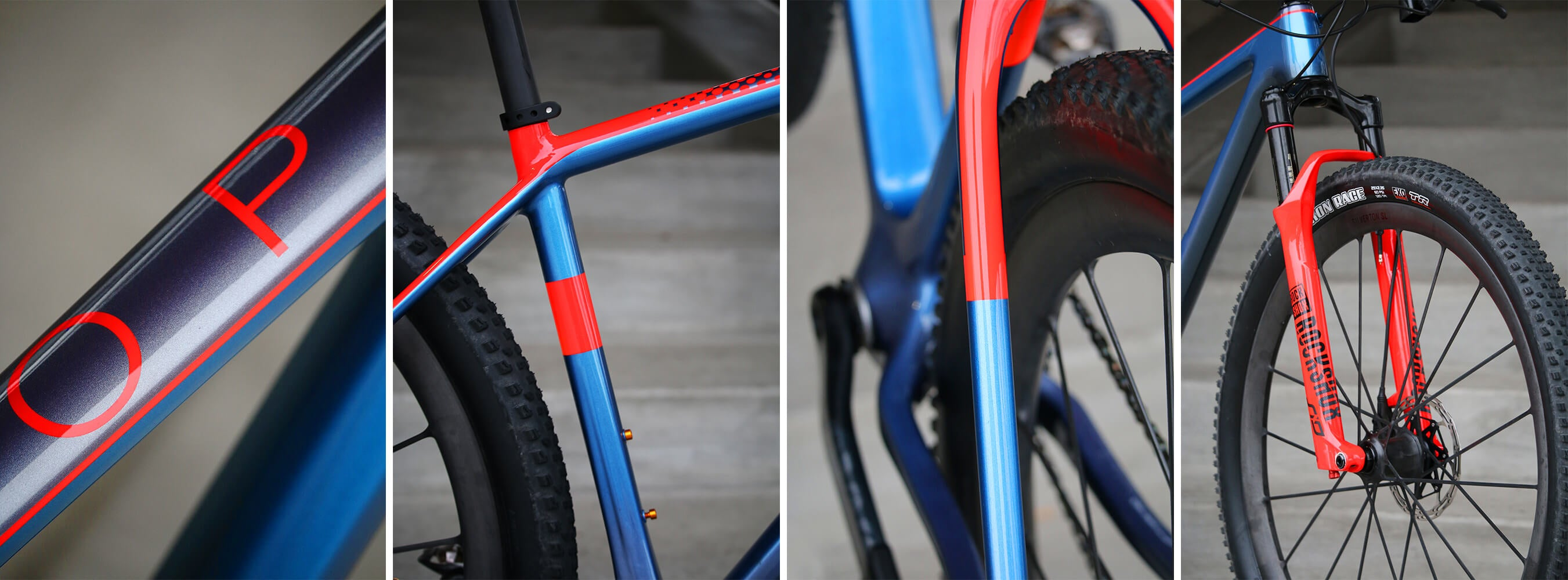 OPEN Cycle ONE Plus Custom RTP Ready to Paint - Contender Bicycles