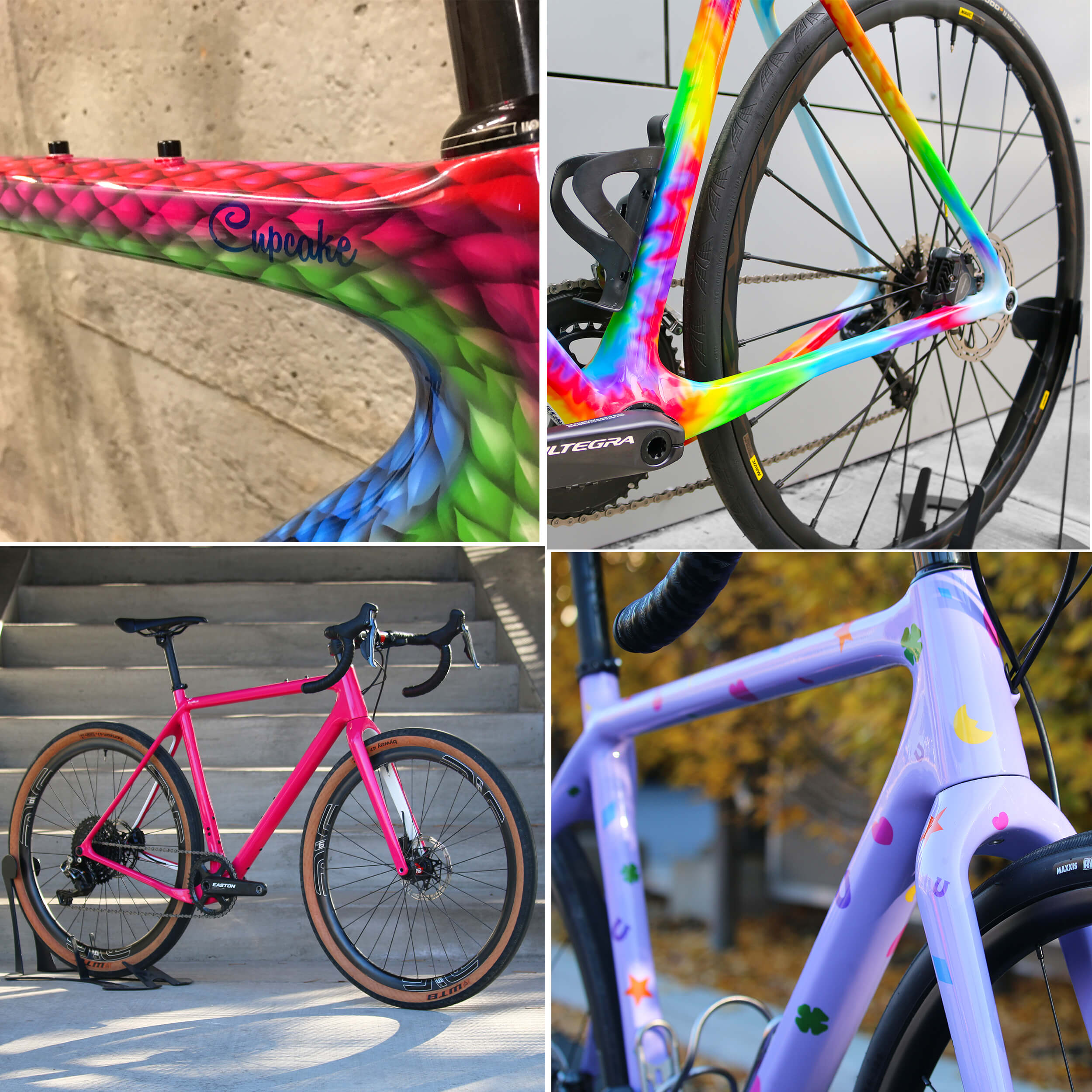 OPEN Cycle U.P. Ready To Paint Custom - Contender Bicycles