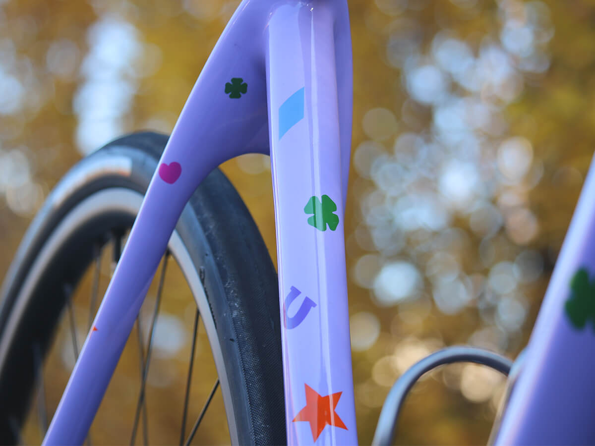OPEN Cycle U.P. RTP Lucky Charms - Contender Bicycles