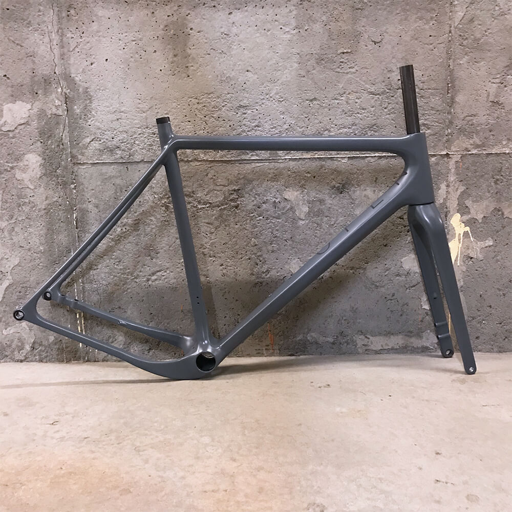 OPEN Cycle U.P. Frameset (Ready to Paint) Contender Bicycles.