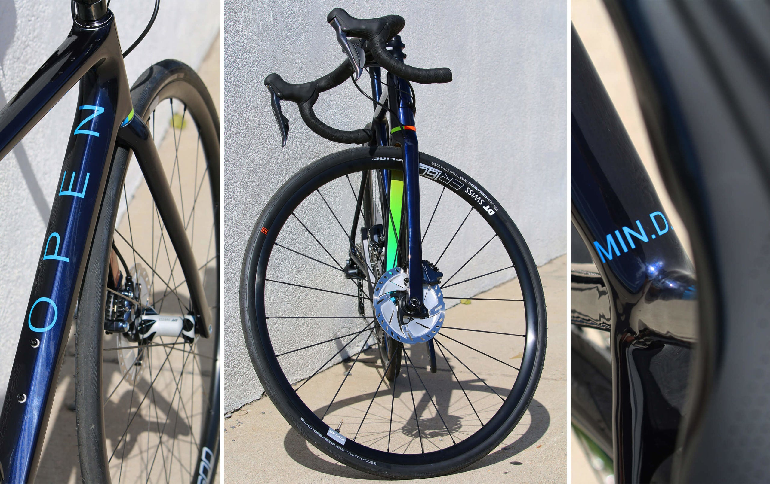 OPEN Cycle Road Bike - MIND - Contender Bicycles