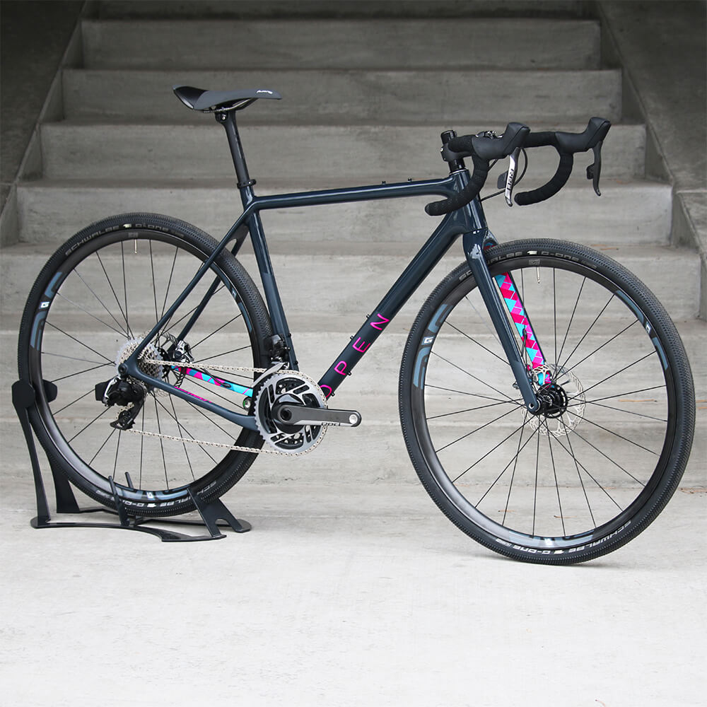 OPEN U.P. Limited Edition SRAM AXS Complete Bike - Contender Bicycles