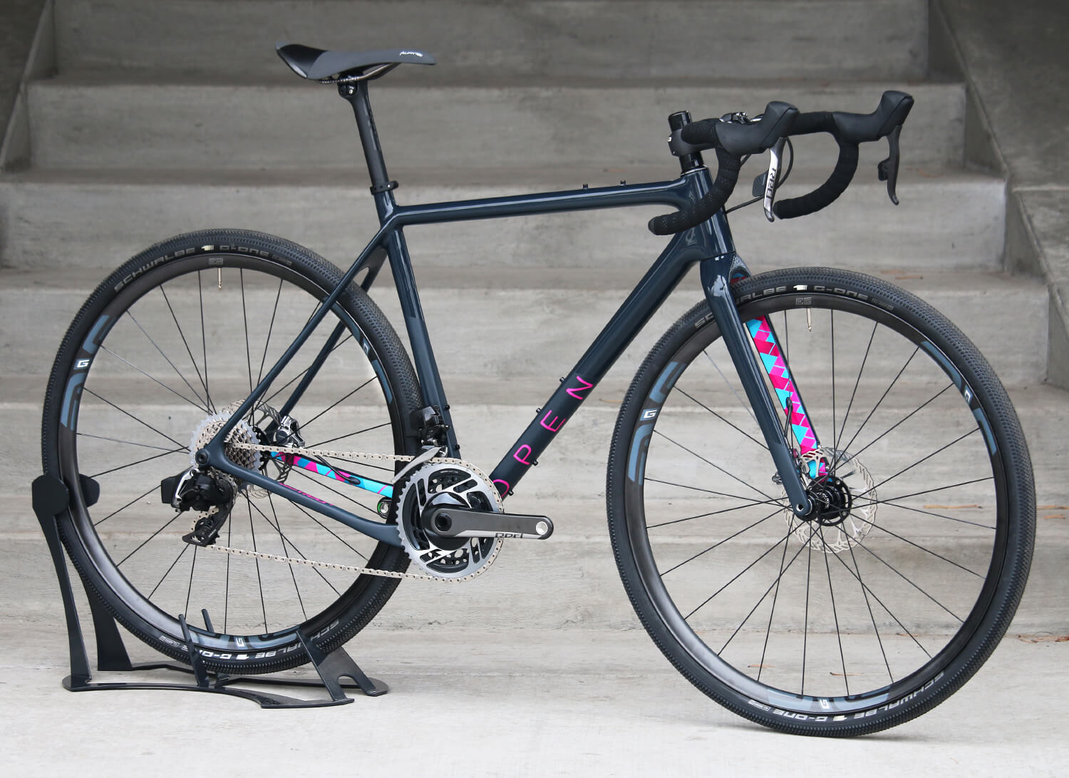 OPEN U.P. Limited Edition SRAM RED eTap AXS - Contender Bicycles