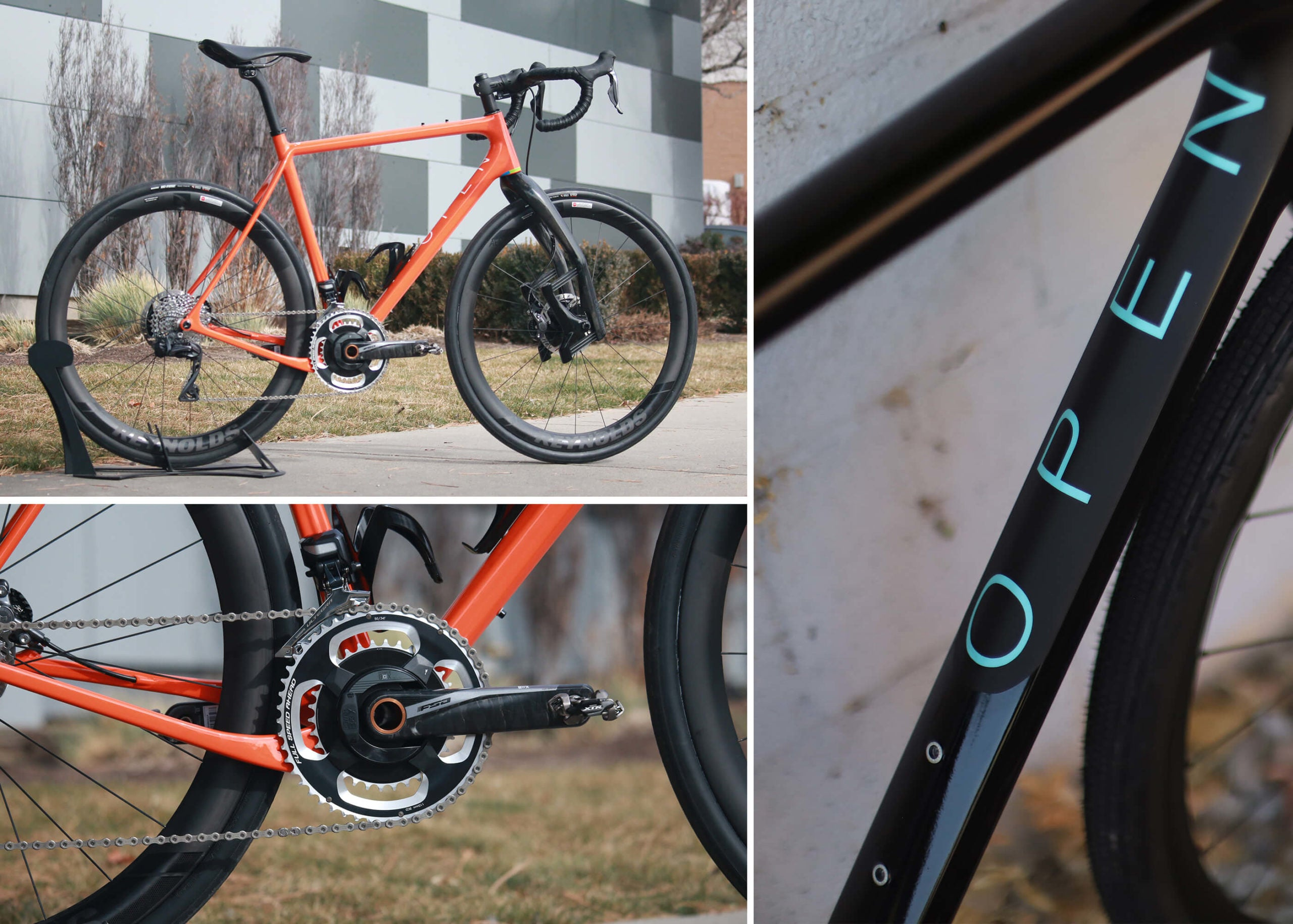 OPEN UP RTP Ready to Paint - Contender Bicycles