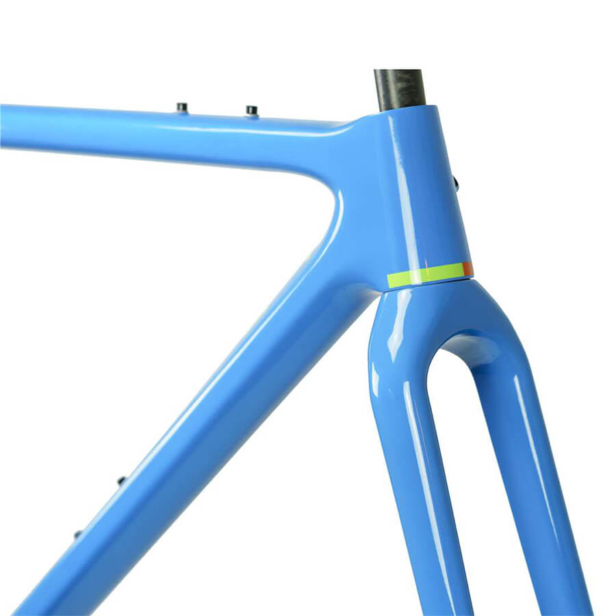 2018 OPEN U.P. Unbeaten Path Gravel Frameset Headtube