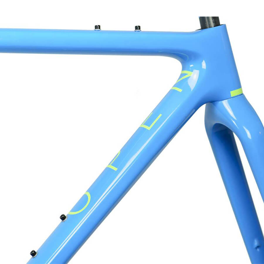 2018 OPEN U.P. Unbeaten Path Gravel Frameset Triangle