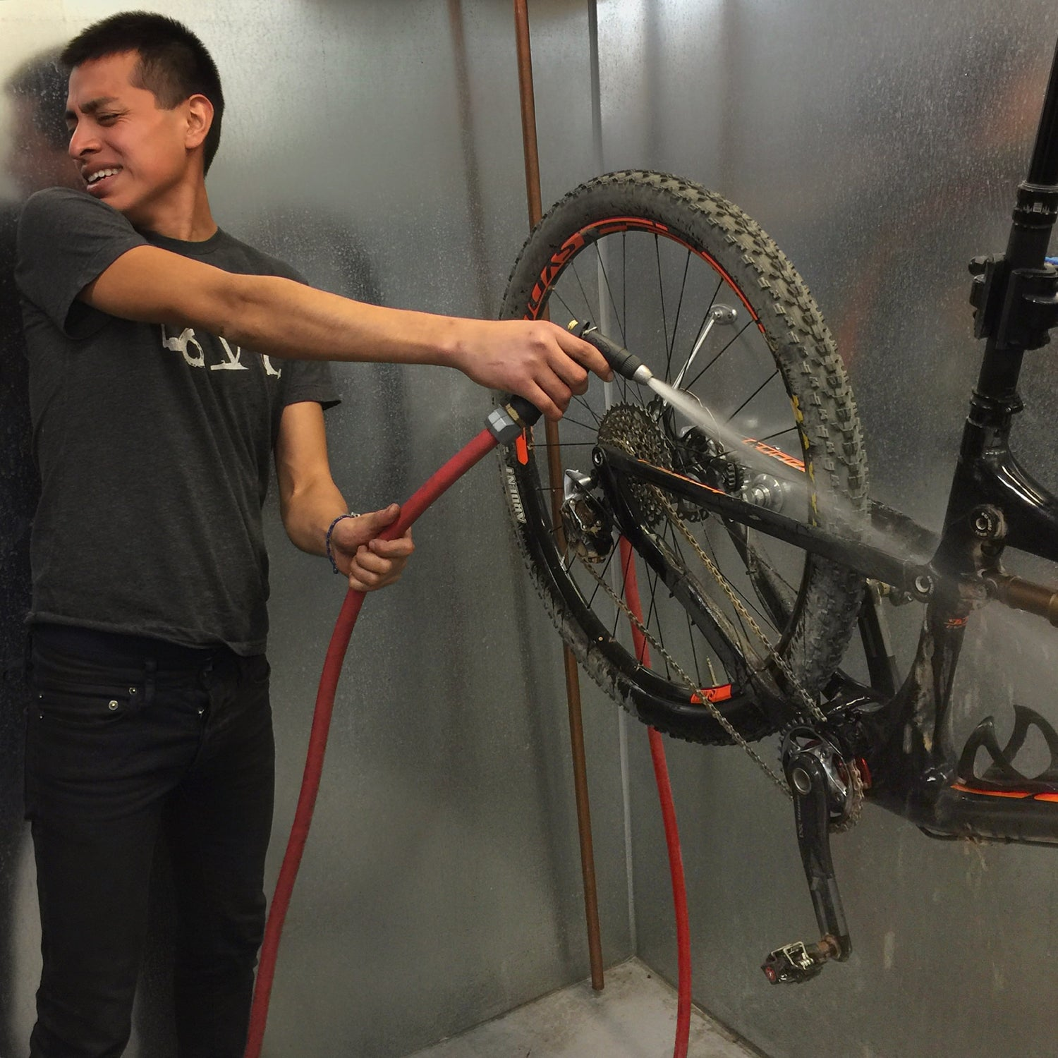 how to clean your drivetrain bicycle