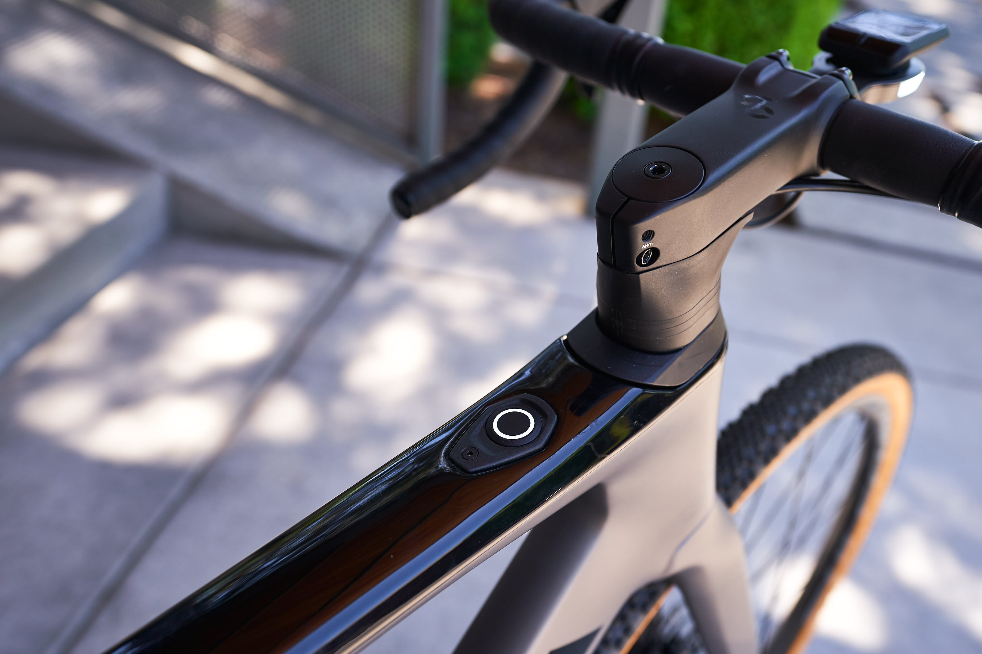 Orbea Gain M20 1x review - iWoc ONE controller