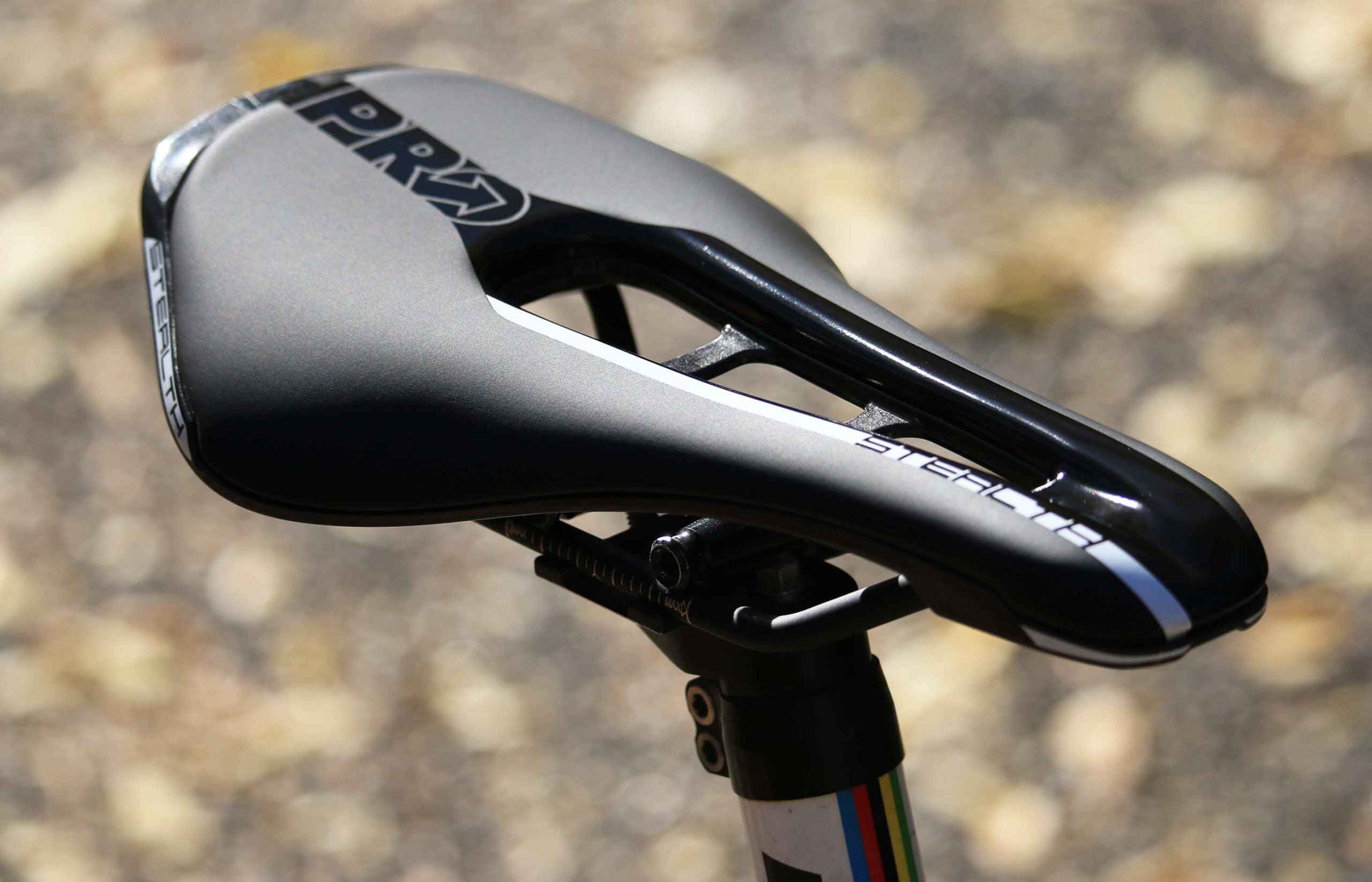 PRO Stealth Saddle Profile - Contender Bicycles