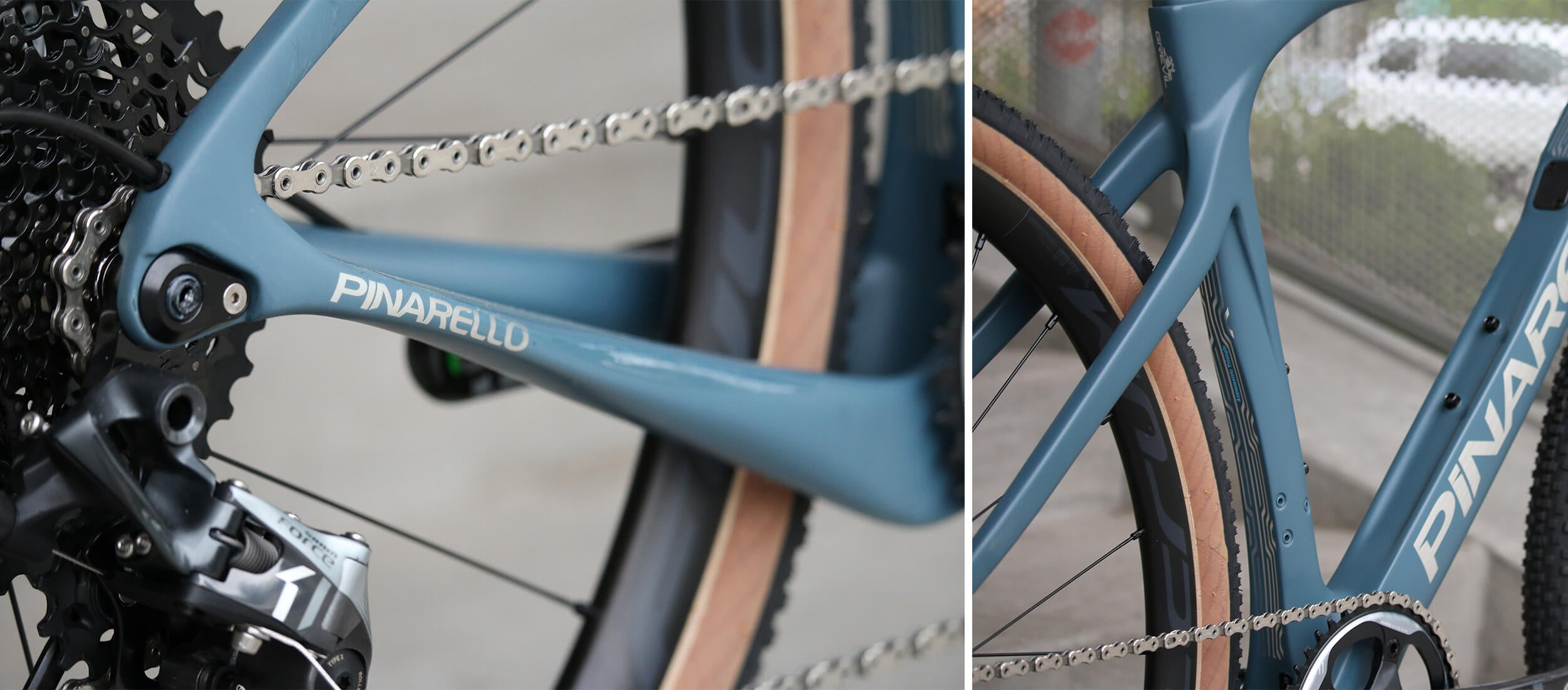 2019 Pinarello Grevil - Dropped Chain Stay - Contender Bicycles