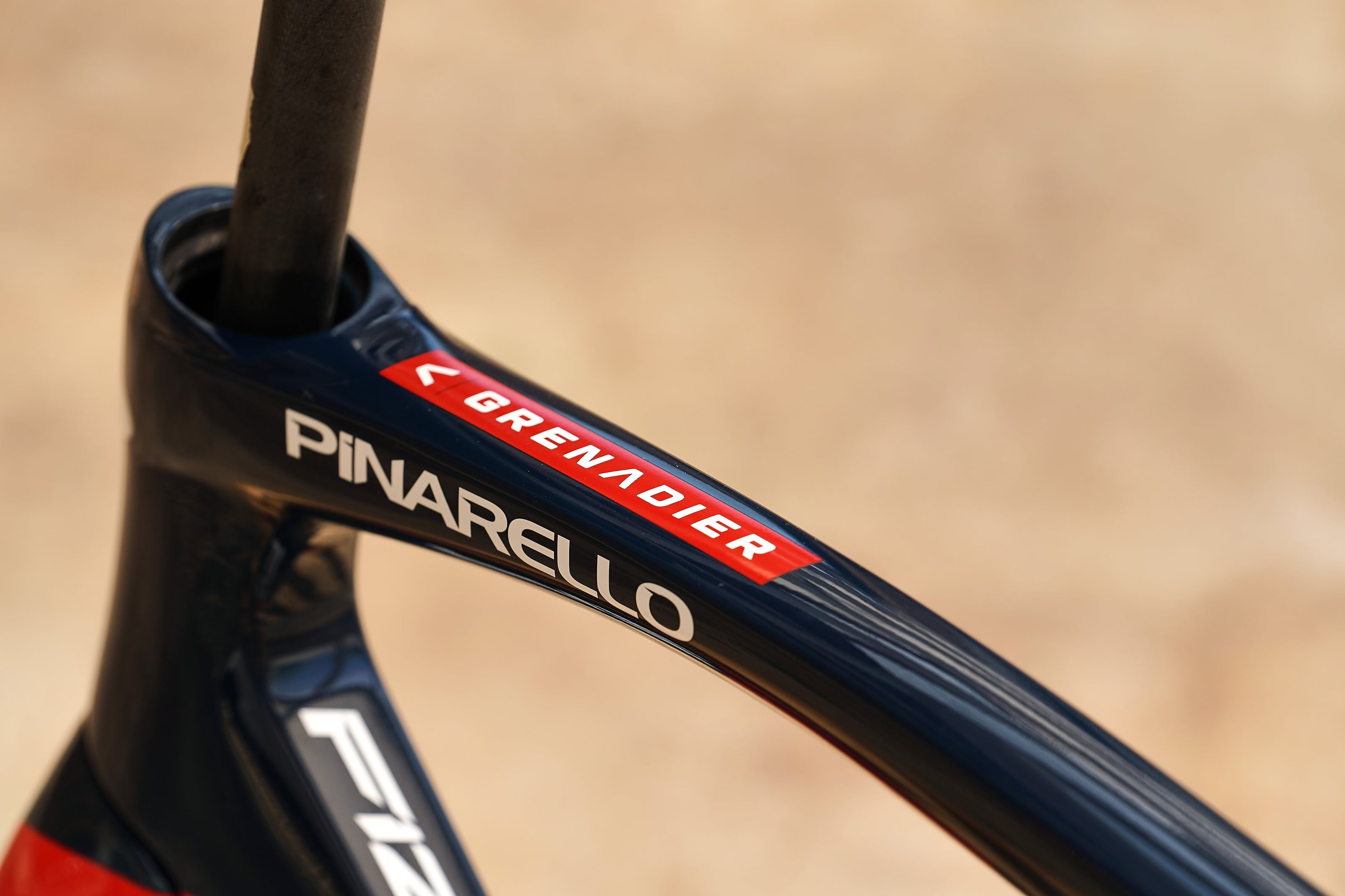 Pinarello Dogma F12 Ineos Blue - Fourth of July Contender Bicycles