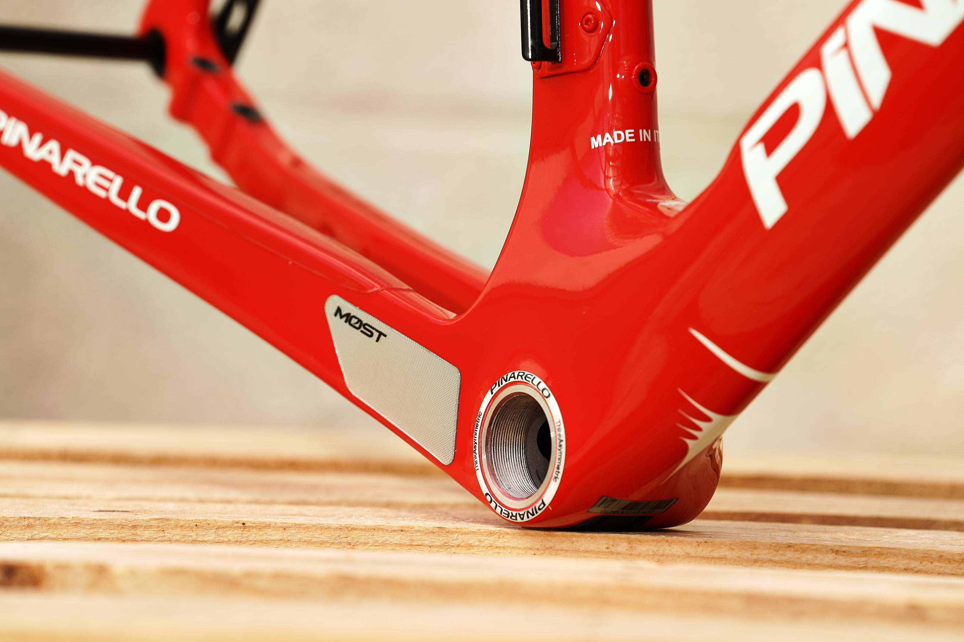 Pinarello Dogma F12 Red - Fourth of July Contender Bicycles