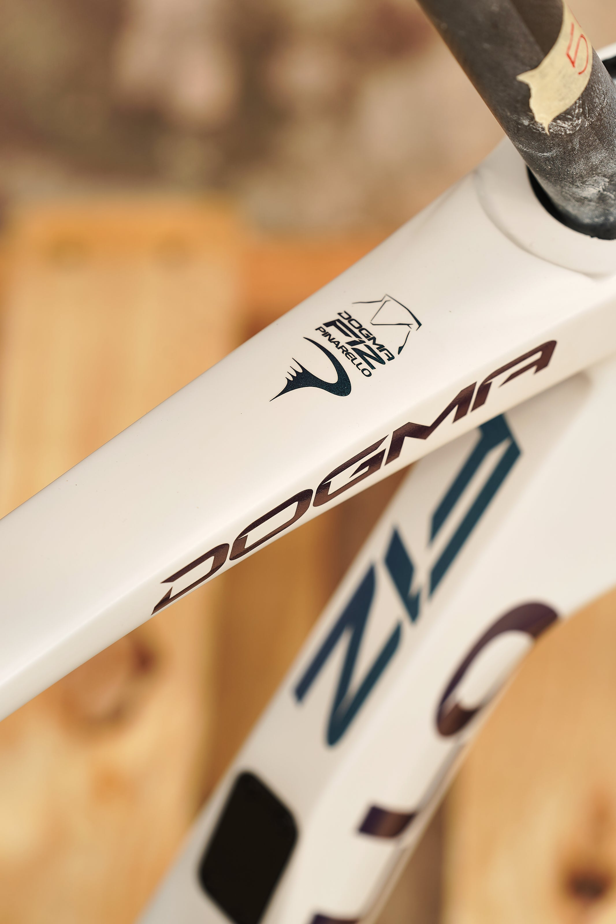 Pinarello Dogma F12 Sideral Grey - Fourth of July Contender Bicycles