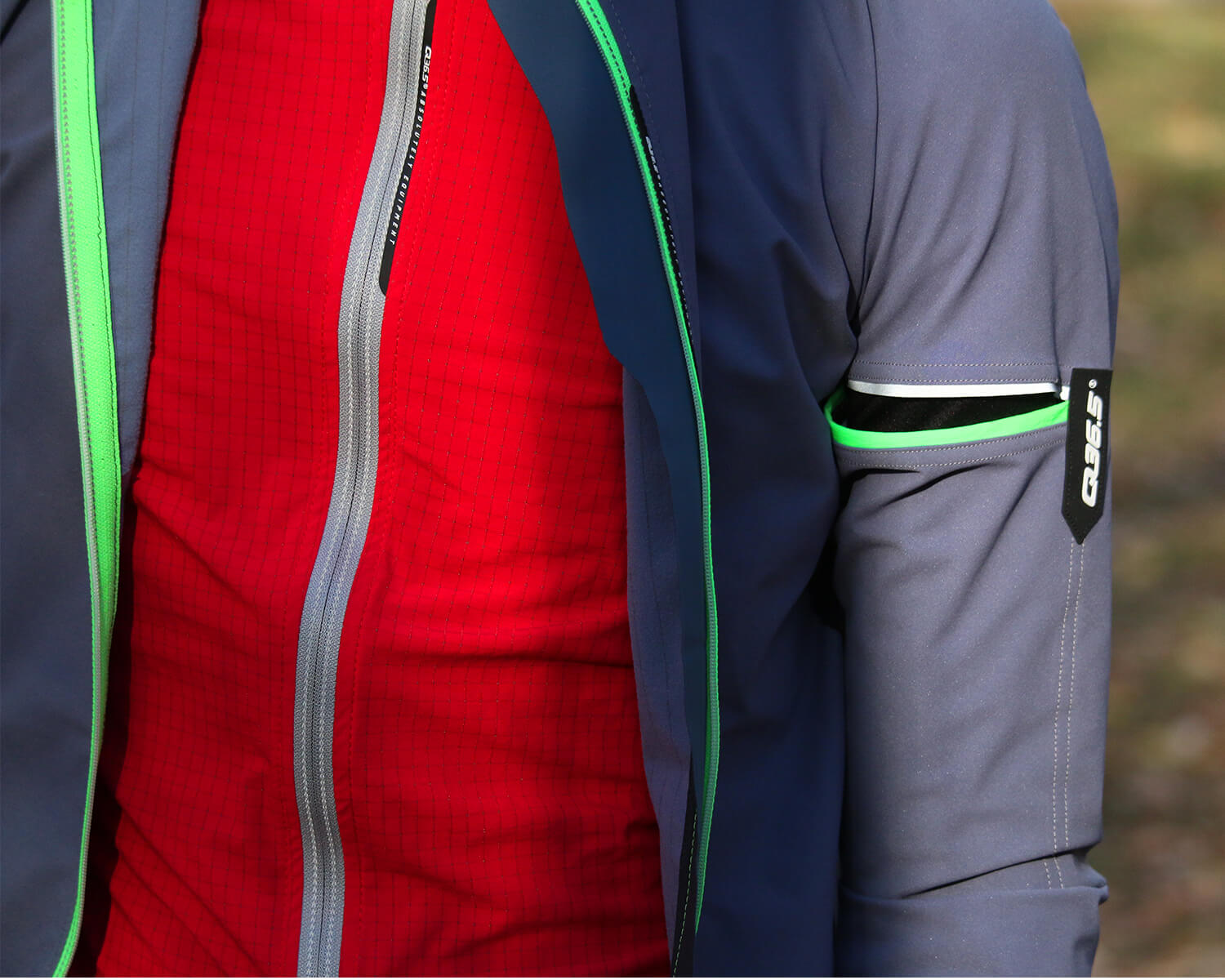 Q36.5 Cycling Clothing - Cycling Jacket & Jersey. Contender Bicycles
