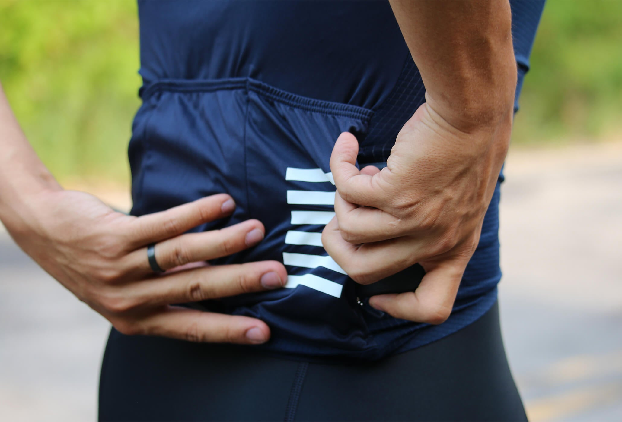 Rapha Flyweight Jersey Pocket - Contender Bicycles