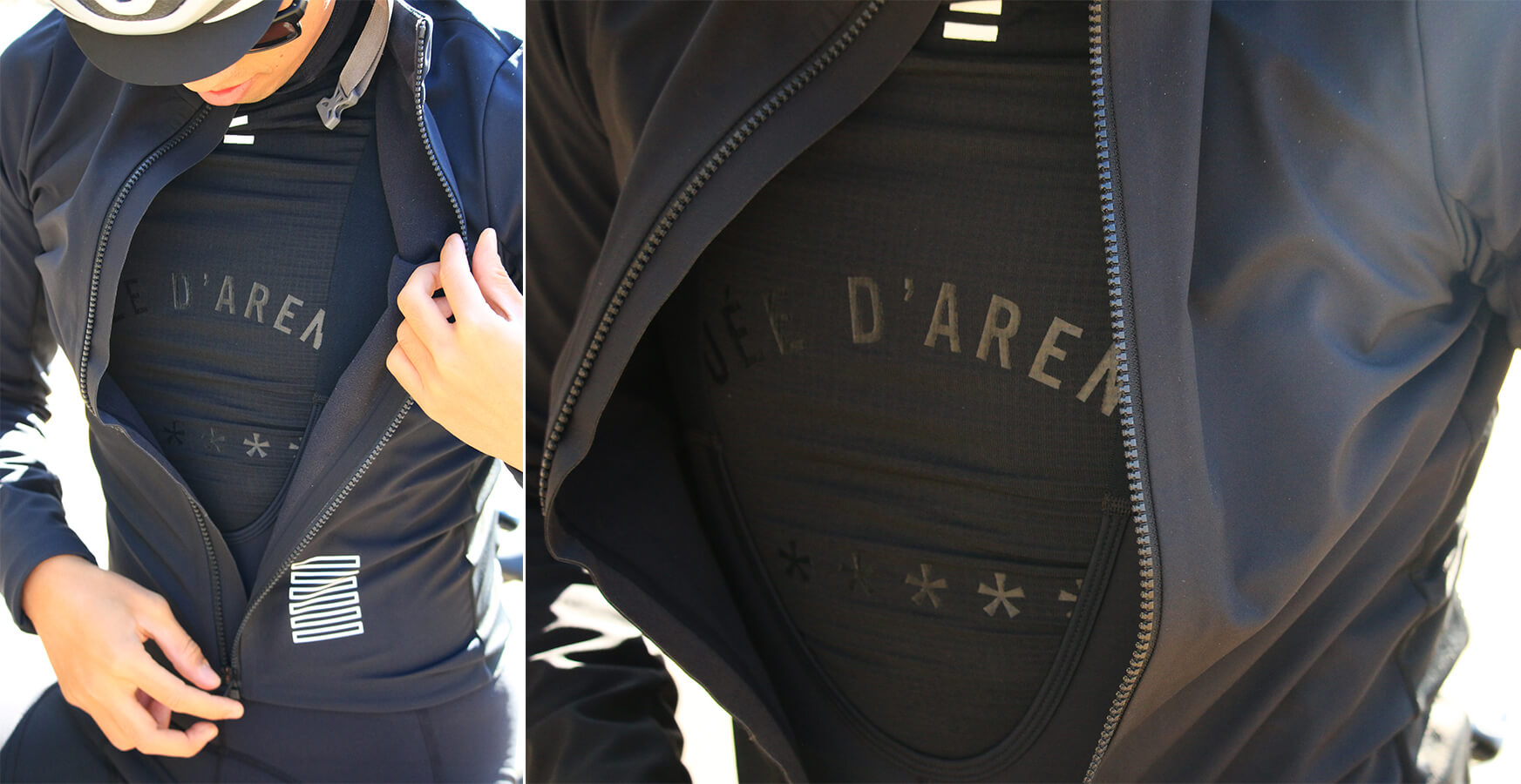 Rapha Long Sleeve Wool Base Layer - Contender Bicycles