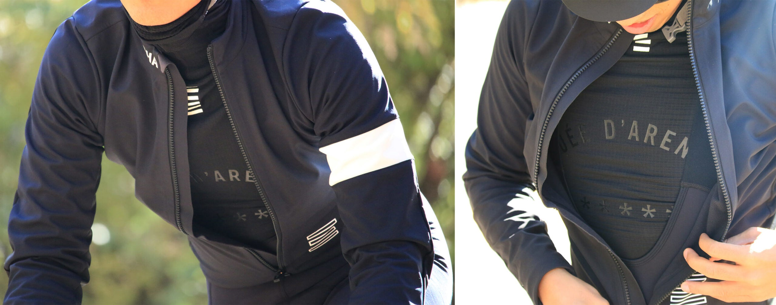 Rapha Pro Team Thermal Long Sleeve Base Layer Review - Contender Bicycles