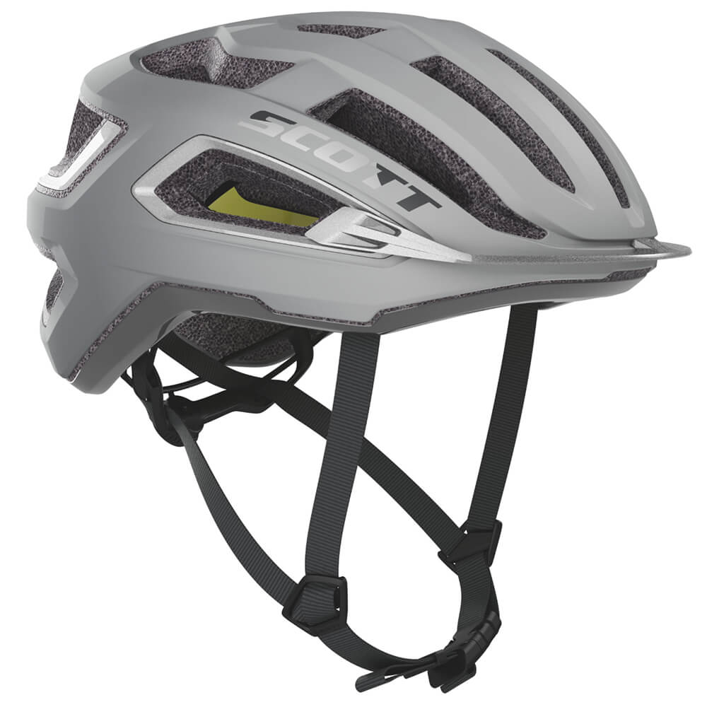 Scott Arx Plus Helmet Vogue Silver Reflective