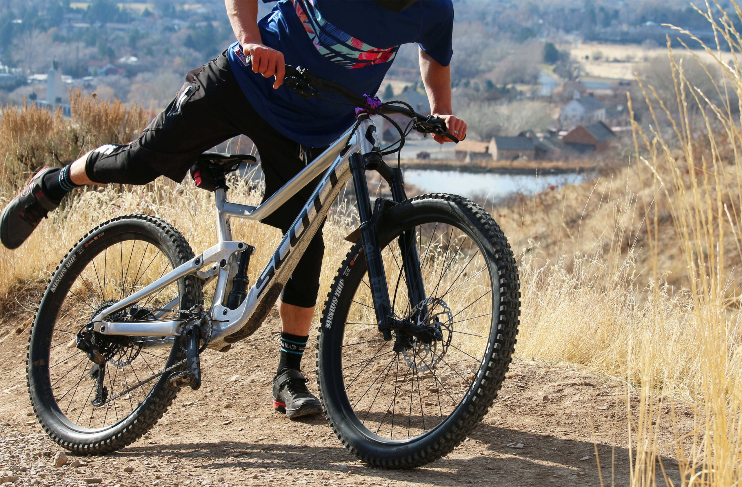 SCOTT Ransom 920 Review - Contender Bicycles