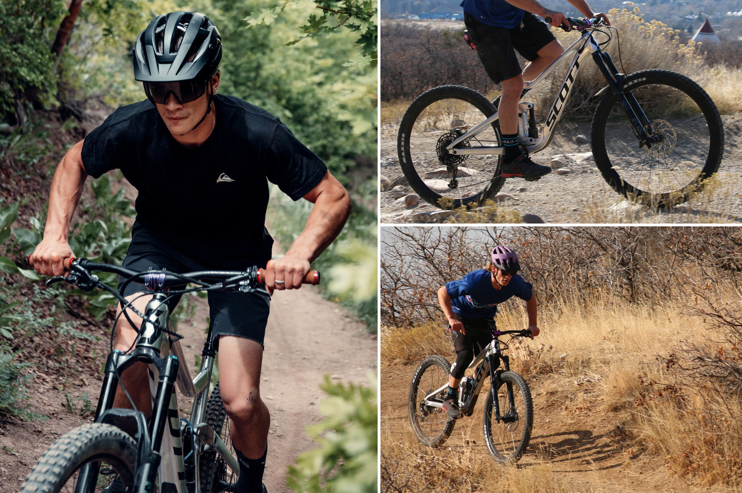 SCOTT Ransom Ride Review - Contender Bicycles