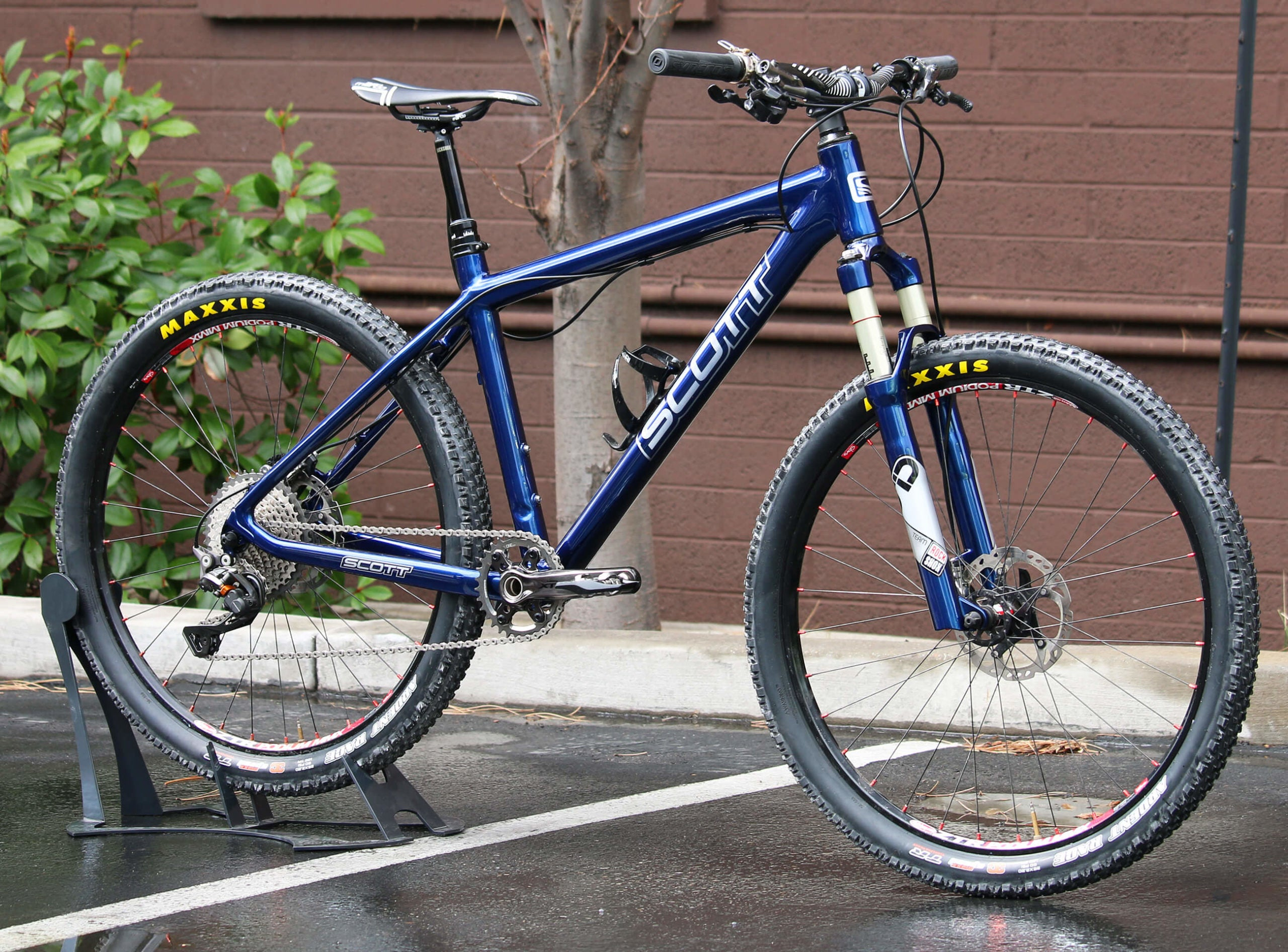 Contender Bicycles - SCOTT Scale Restored