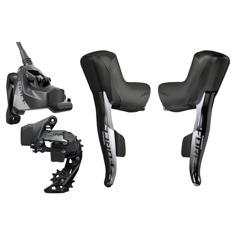 SRAM Force eTap AXS 1x Disc Group