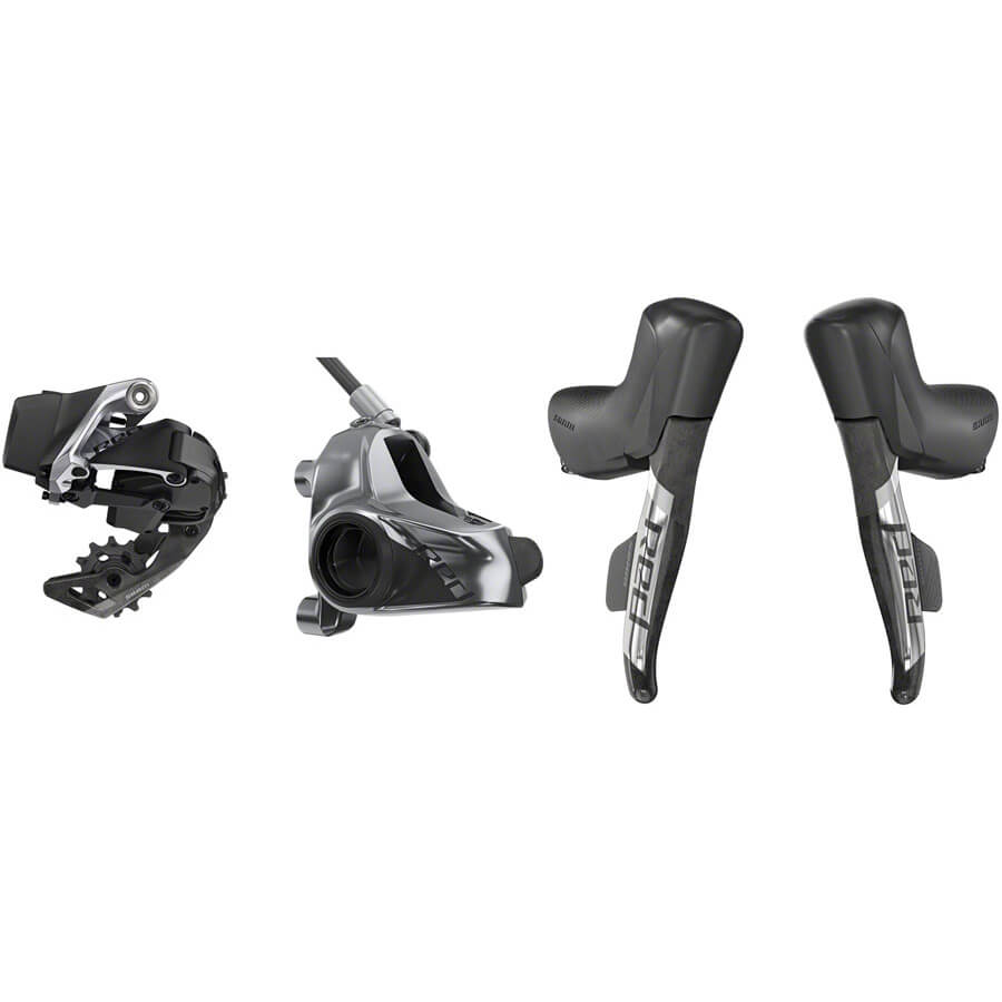 SRAM RED eTap AXS Hydraulic Disc Flat Mount Groupset