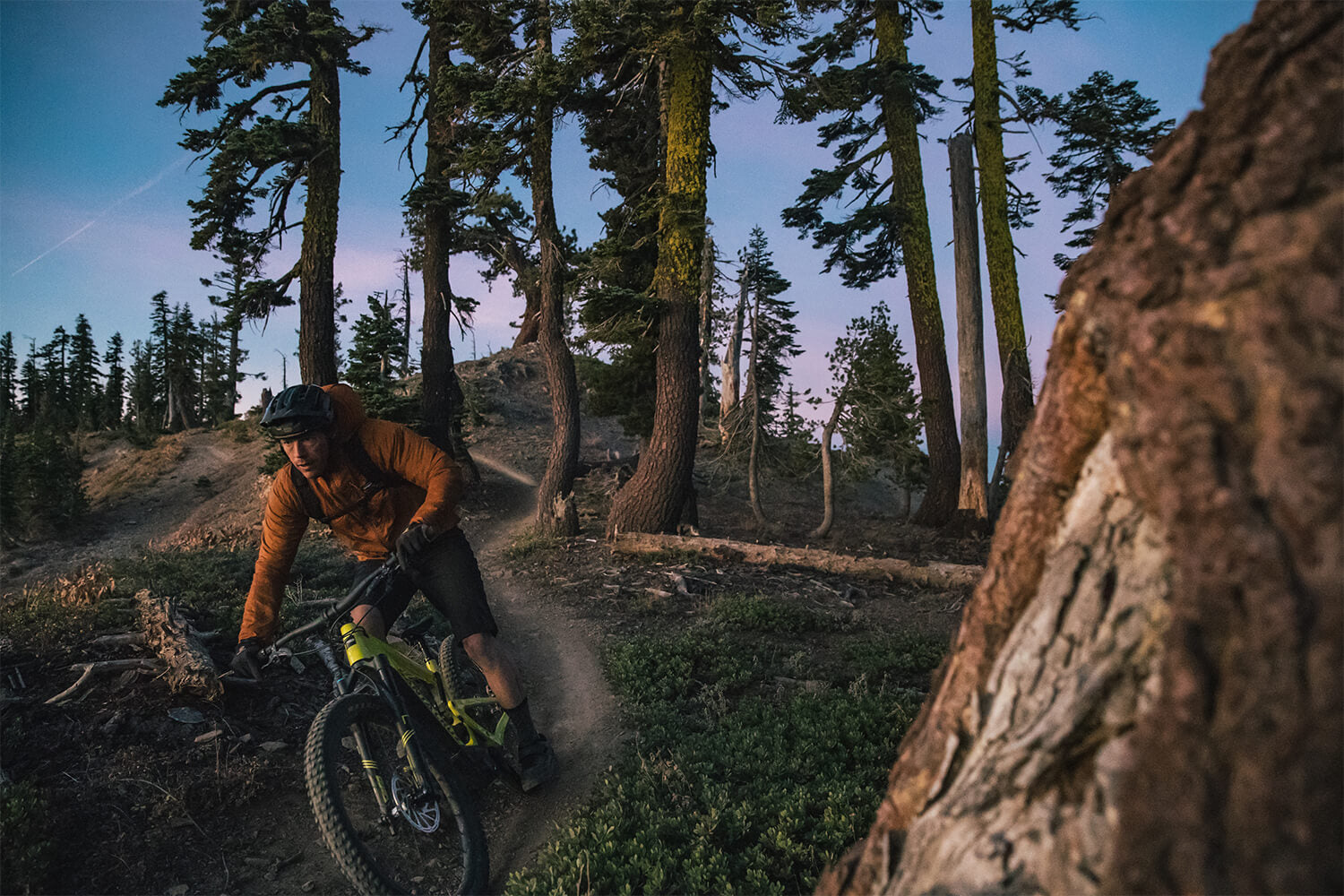 Santa Cruz Heckler Pedal Assist Electric Mountain Bike - Contender Bicycles