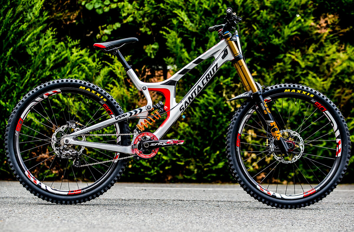 Santa Cruz Syndicate Downhill 29er