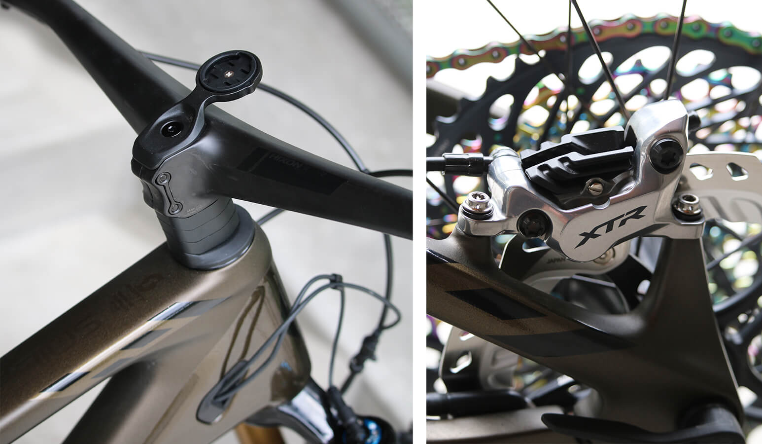 Scott Genius Ultimate XTR Brakes Syncros Integrated Carbon Bar - Contender Bicycles