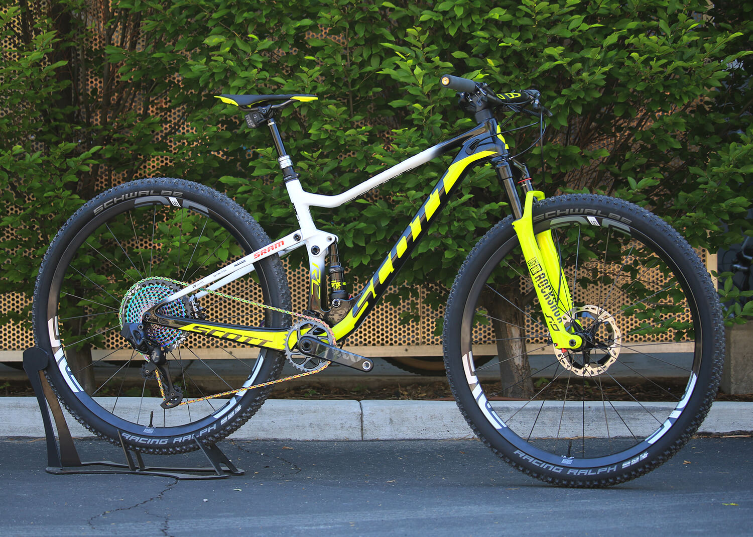 Custom Scott Spark 900 World Cup - Contender Bicycles