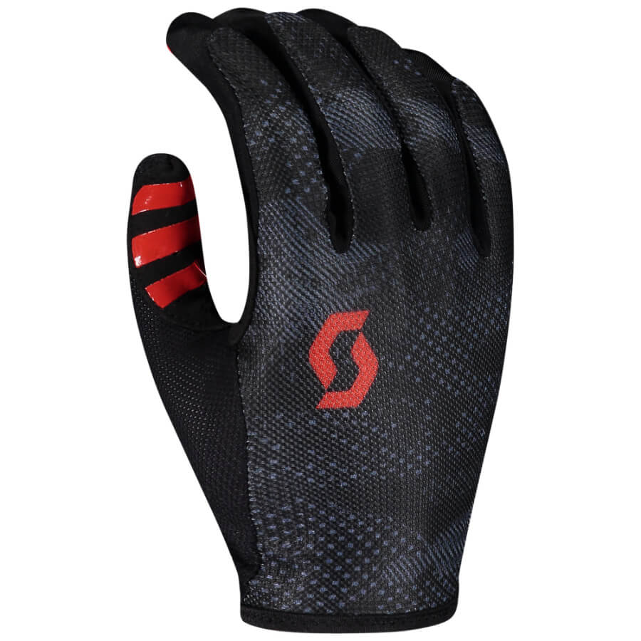 Scott Traction Bicycle Gloves Long Black 2020