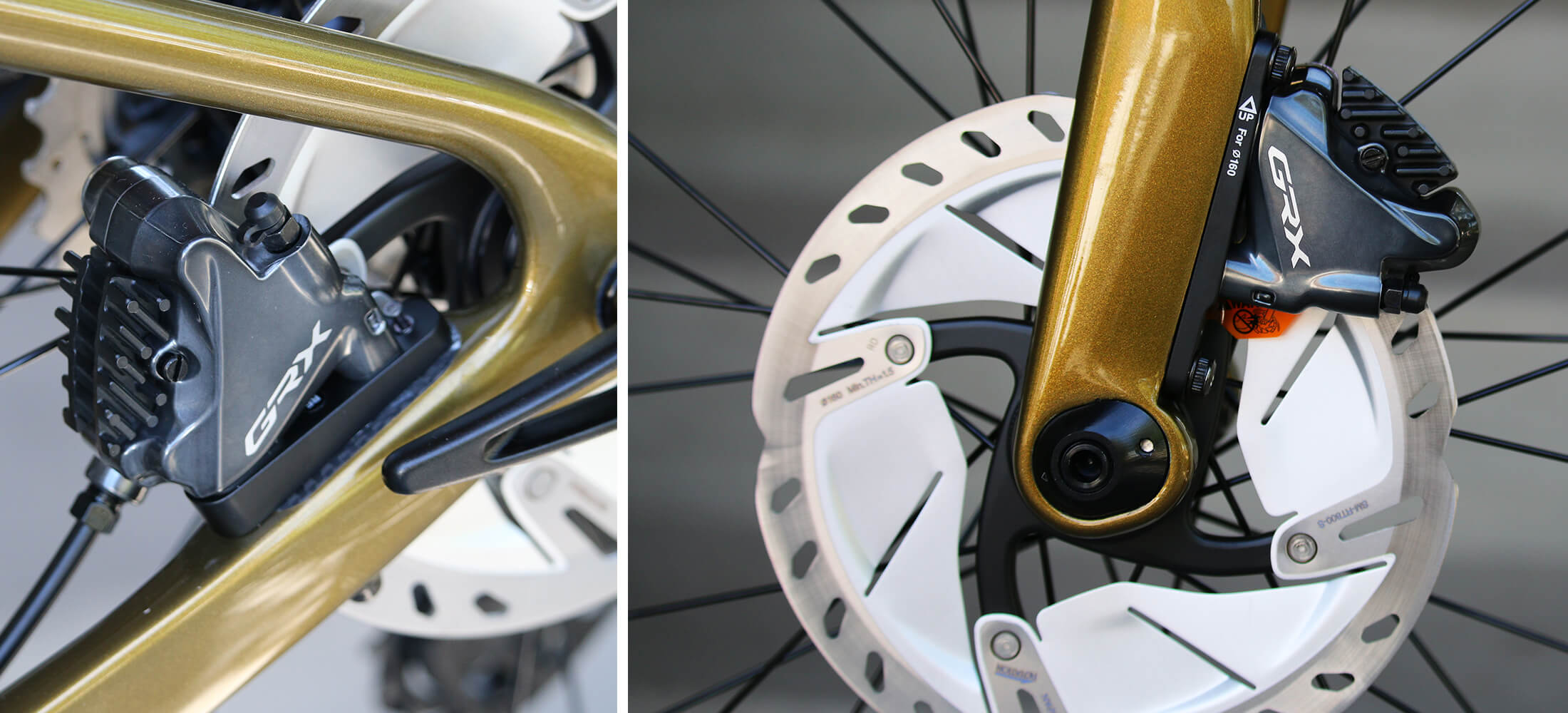 Shimano GRX Groupset - Contender Bicycles - Brakes