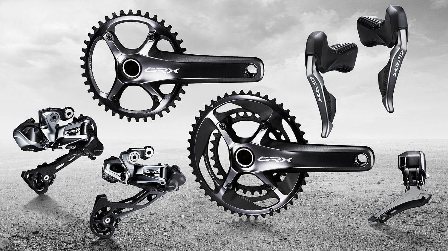 Shimano GRX Groupset - Contender Bicycles