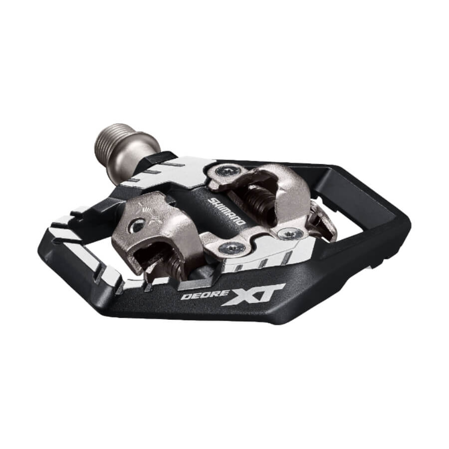 Shimano PD-M8120 DEORE XT SPD Pedals Side