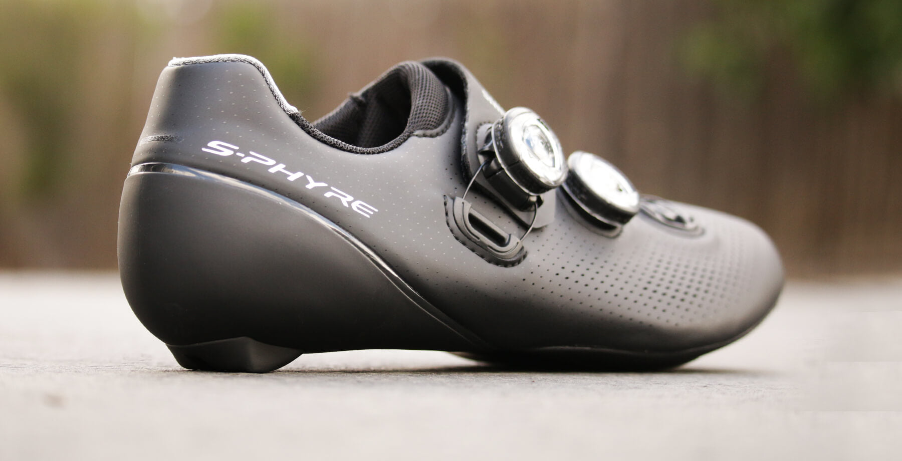 Shimano S-Phyre 901 Road Shoe Review - Contender Bicycles