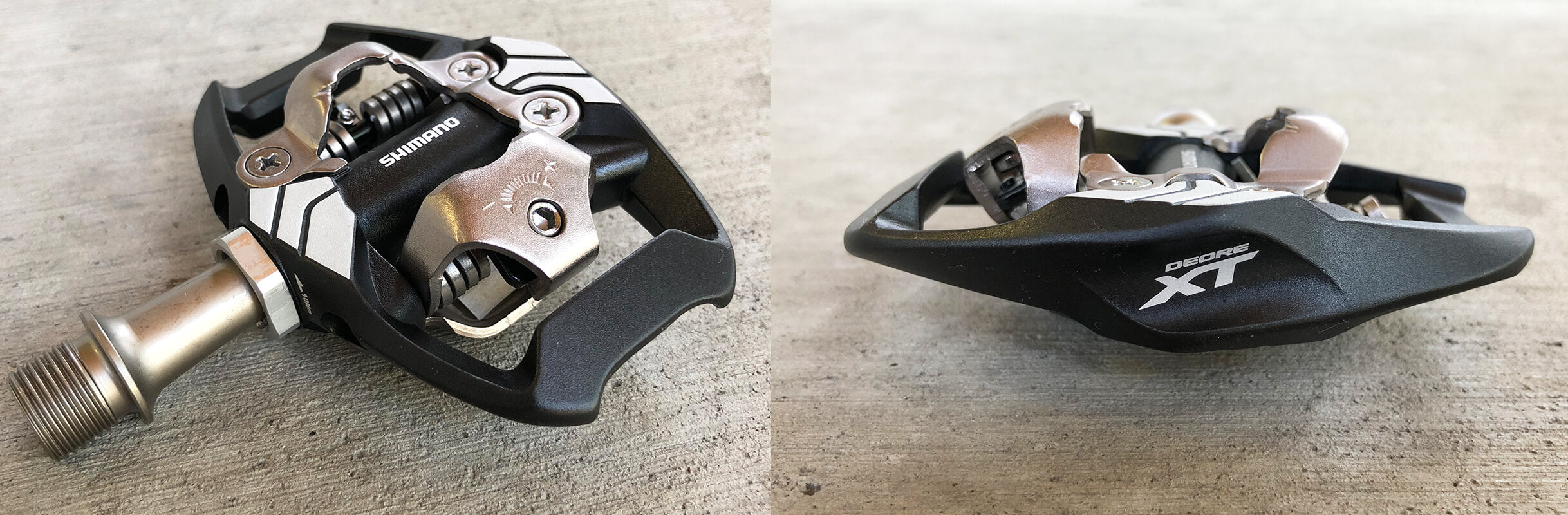 Shimano XT Trail Pedals