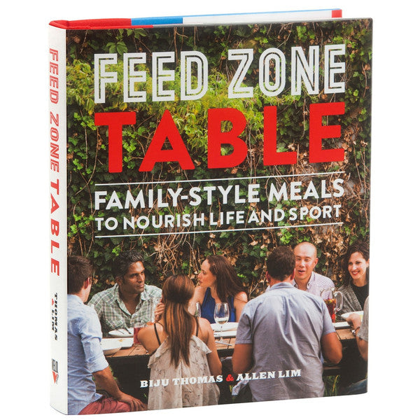 Skratch Labs Feed Zone Table