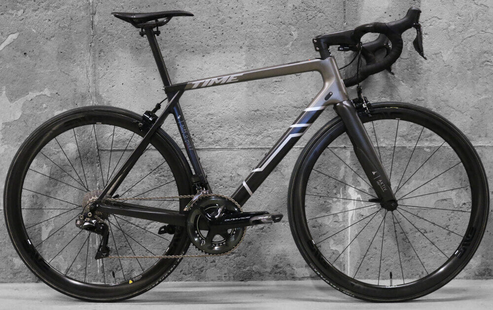 TIME Alpe d'Huez - Altitude Bike - Contender Bicycles