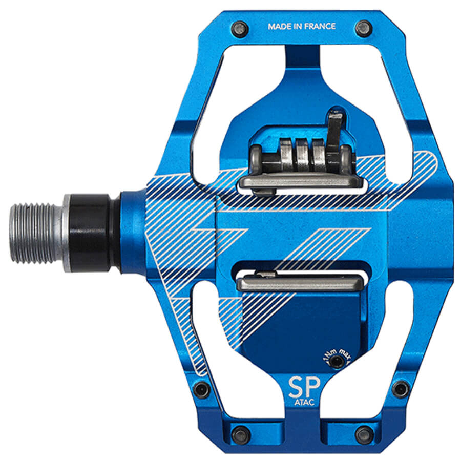 TIME Speciale Pedal Blue