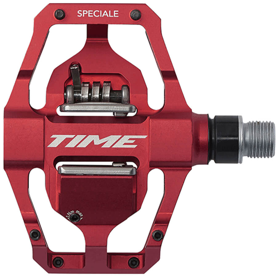 TIME Speciale Pedal Red