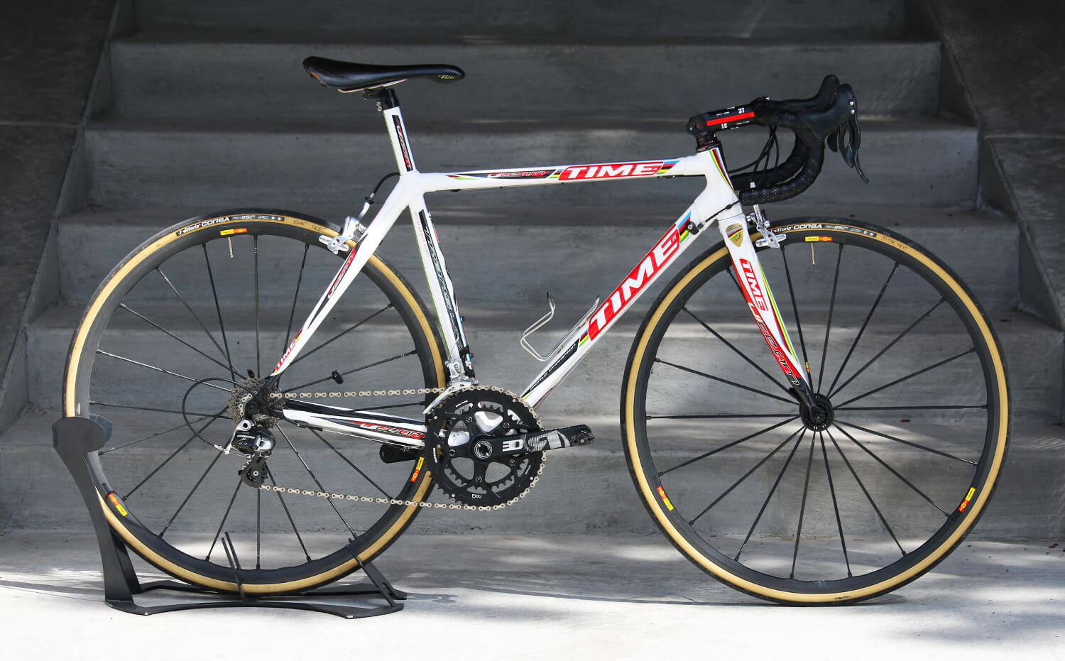 TIME VXRS Ulteam Paolo Bettini Limited Edition Road Bike - Contender Bicycles
