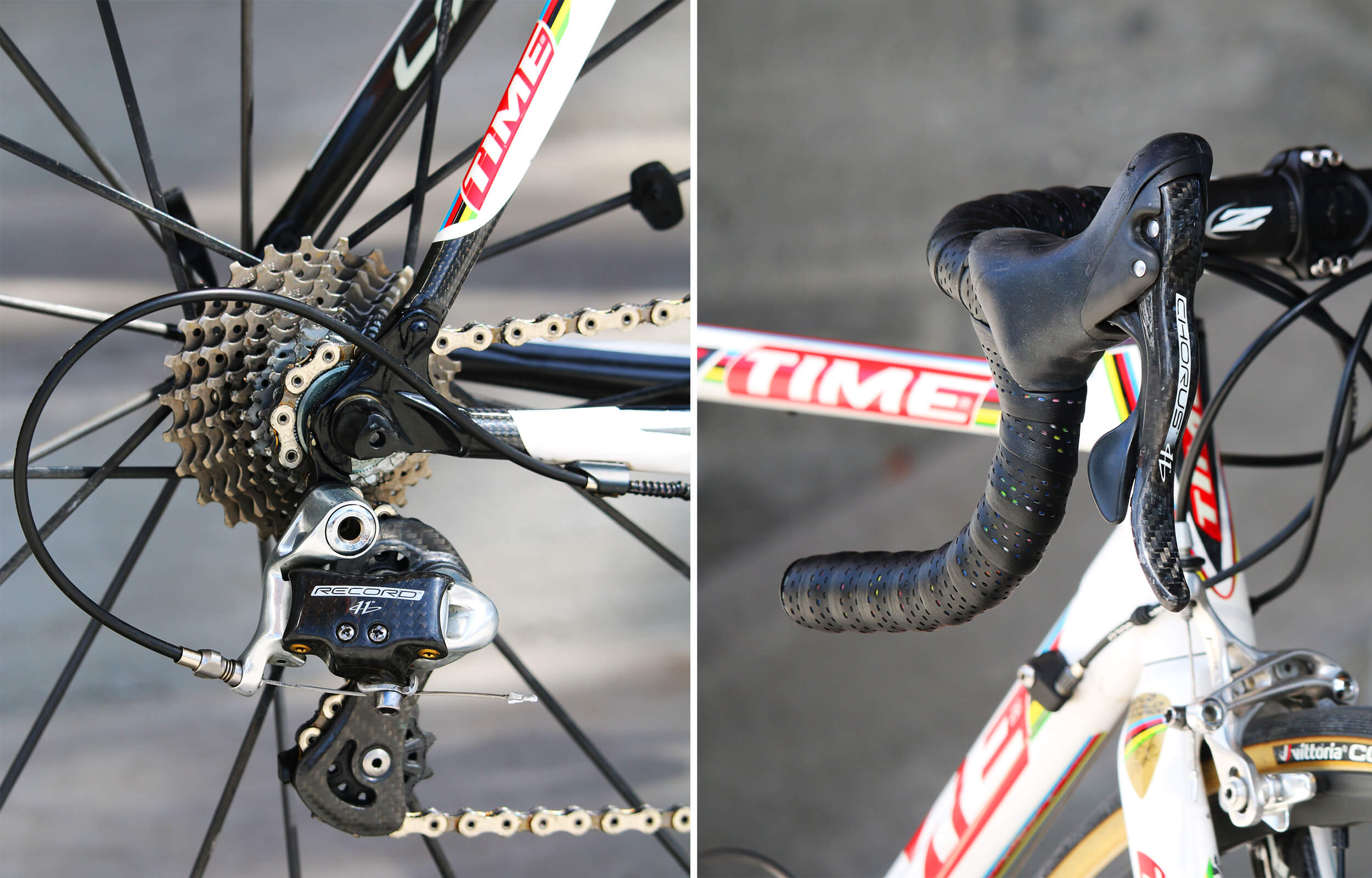 TIME VXRS Ulteam Bettini Edition - Campagnolo - Contender Bicycles
