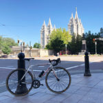 Contender Bicycles TdF Competition - Temple Square