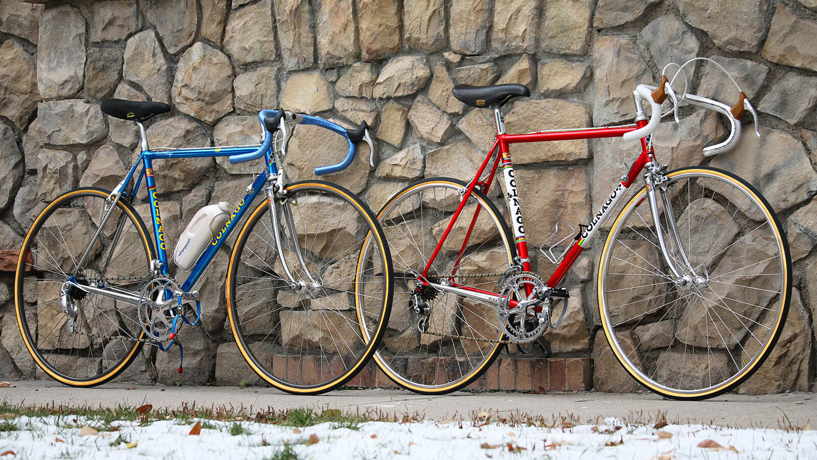 Two Colnago Vintage Road Bikes - Contender Bicycles