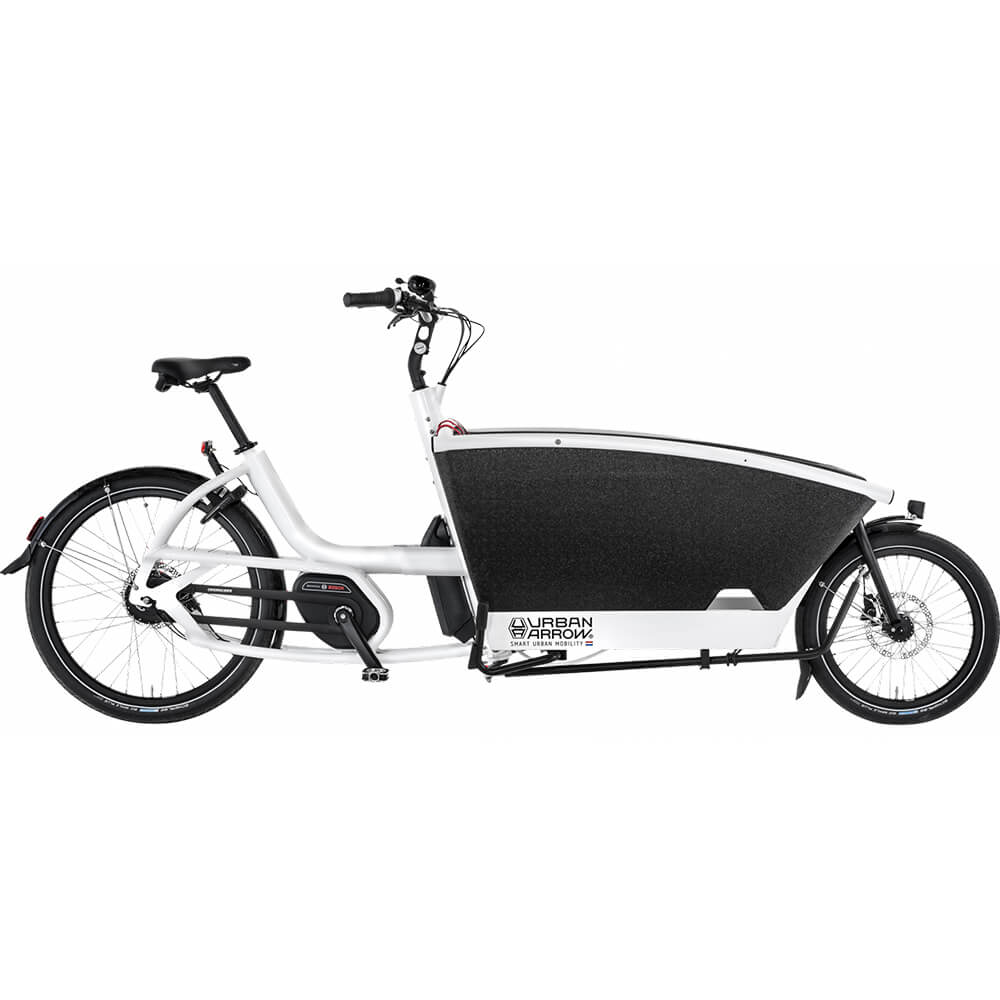 urban arrow family cargo e bike contender bicycles. Black Bedroom Furniture Sets. Home Design Ideas