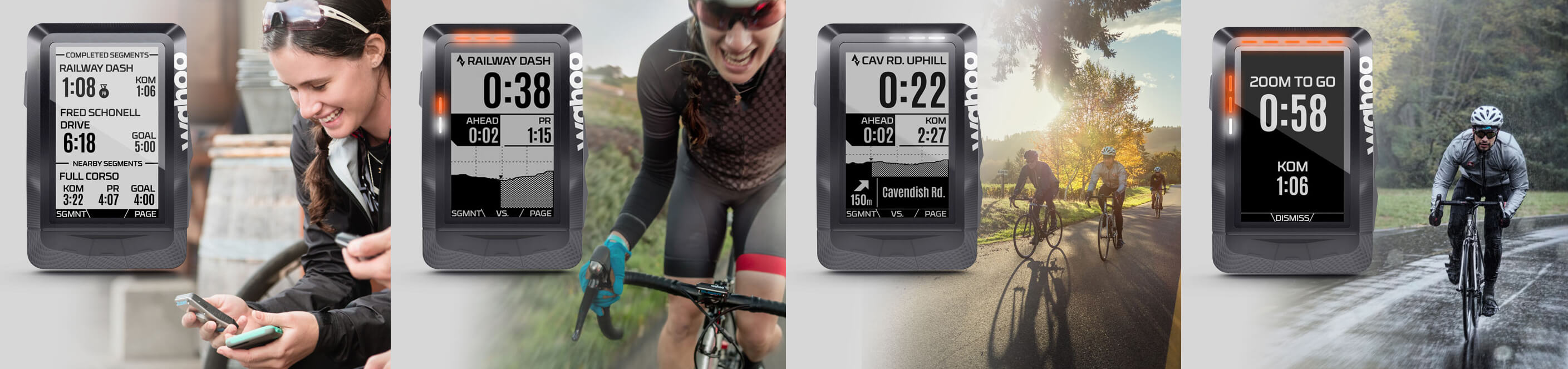 Wahoo Elemnt Roam GPS Cycling Computer - Contender Bicycles