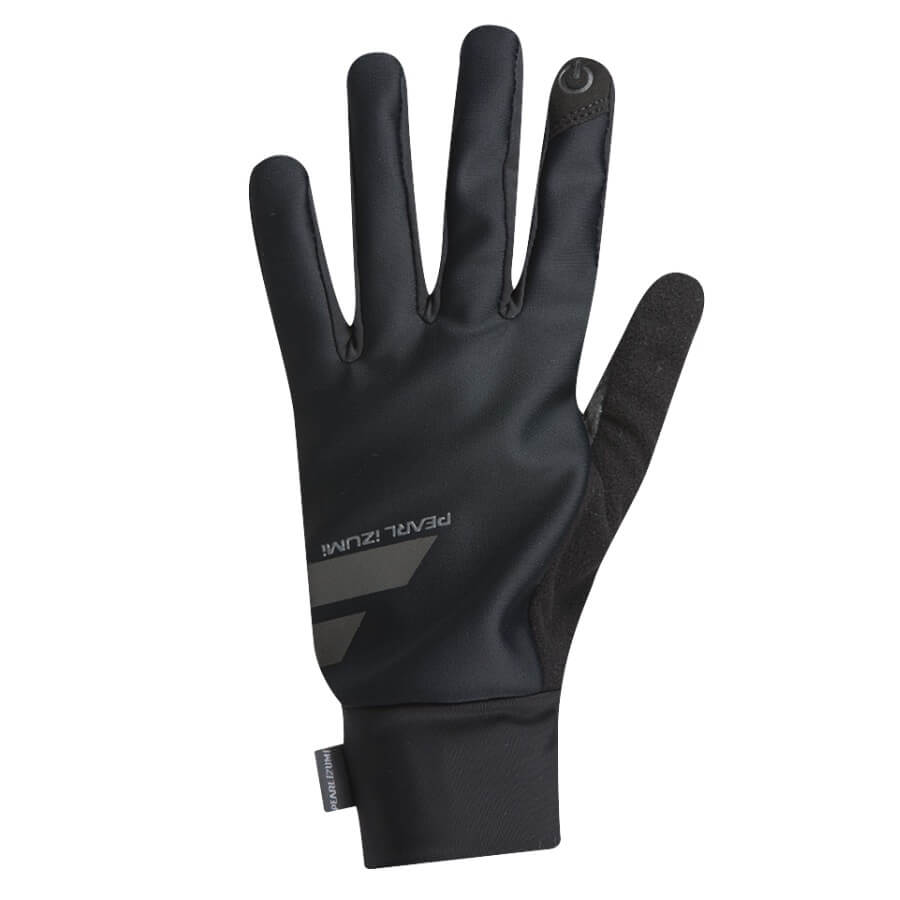 Women's Escape Softshell Glove Black-Smoked Pearl