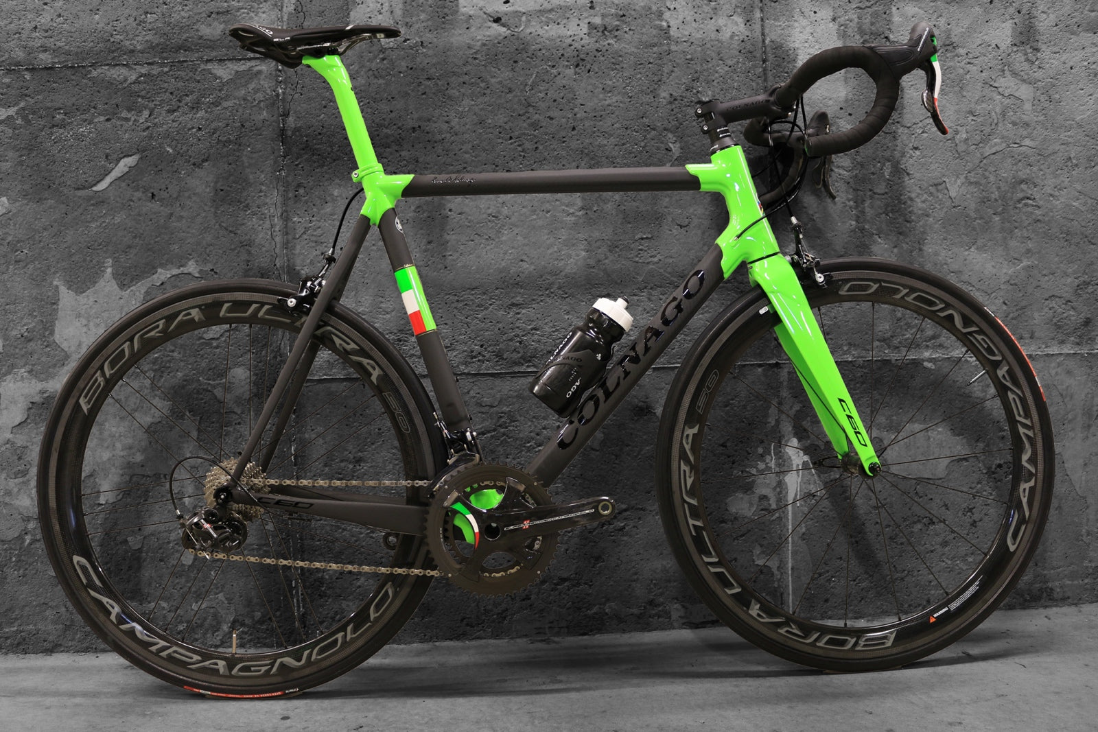 Dream Bike: Colnago Ltd Tri-Color C60 | Contender Bicycles